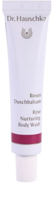 Dr. Hauschka Shower And Bath Duschbalsam aus Rosen