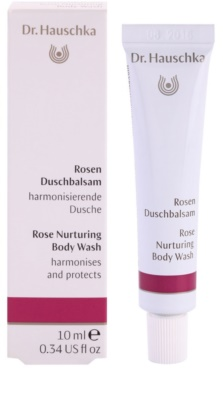 Dr. Hauschka Shower And Bath Duschbalsam aus Rosen 1