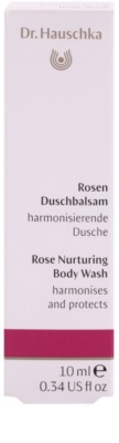 Dr. Hauschka Shower And Bath Duschbalsam aus Rosen 2