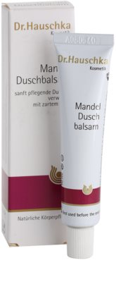 Dr. Hauschka Shower And Bath sprchový balzám z mandlí 1