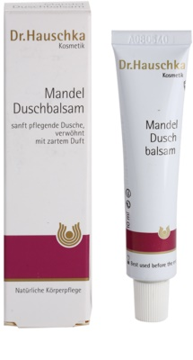 Dr. Hauschka Shower And Bath sprchový balzám z mandlí 2
