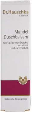 Dr. Hauschka Shower And Bath balzam za prhanje iz mandljev 3