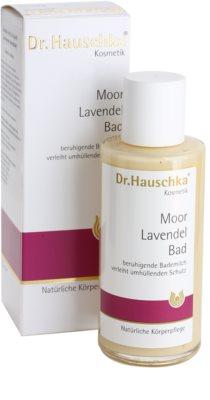 Dr. Hauschka Shower And Bath Badezusatz mit Lavendel und Moorerde 1