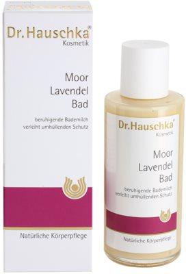 Dr. Hauschka Shower And Bath Badezusatz mit Lavendel und Moorerde 2