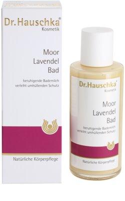 Dr. Hauschka Shower And Bath ulei de baie cu lavanda 2