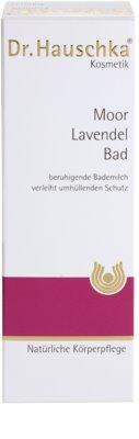 Dr. Hauschka Shower And Bath Badezusatz mit Lavendel und Moorerde 3