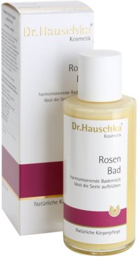 Dr. Hauschka Shower And Bath Badezusatz mit Rosen 1