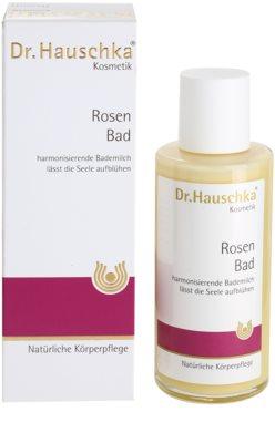 Dr. Hauschka Shower And Bath Badezusatz mit Rosen 2