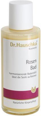 Dr. Hauschka Shower And Bath Badezusatz mit Rosen