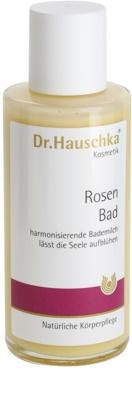 Dr. Hauschka Shower And Bath přísada do koupele z růží