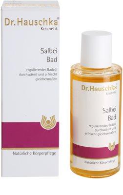Dr. Hauschka Shower And Bath Badezusatz mit Salbei 2