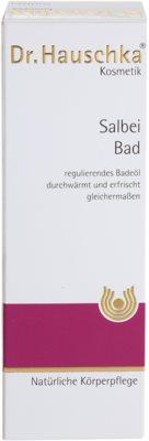 Dr. Hauschka Shower And Bath Badezusatz mit Salbei 3