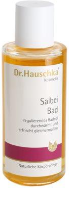 Dr. Hauschka Shower And Bath Badezusatz mit Salbei