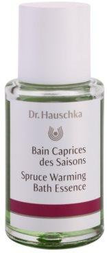 Dr. Hauschka Shower And Bath essência norma de banho
