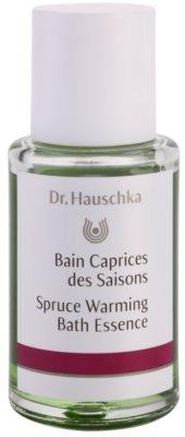 Dr. Hauschka Shower And Bath wärmende Badeessenz
