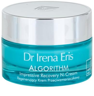 Dr Irena Eris AlgoRithm 40+ crema de noche regeneradora  antiarrugas