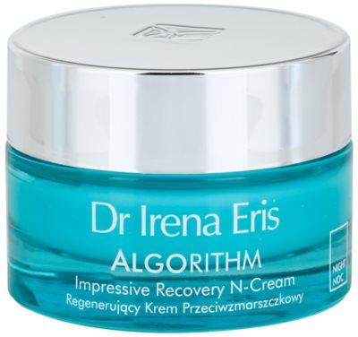 Dr Irena Eris AlgoRithm 40+ creme regenerador de noite  antirrugas