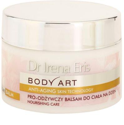 Dr Irena Eris Body Art Anti-Aging Skin Technology tápláló balzsam a bőr öregedése ellen