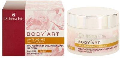 Dr Irena Eris Body Art Anti-Aging Skin Technology tápláló balzsam a bőr öregedése ellen 1