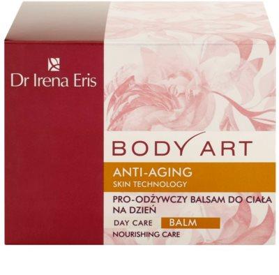 Dr Irena Eris Body Art Anti-Aging Skin Technology tápláló balzsam a bőr öregedése ellen 2