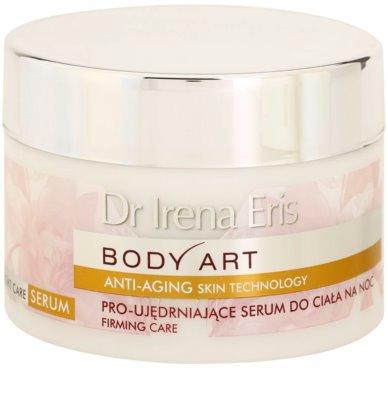 Dr Irena Eris Body Art Anti-Aging Skin Technology серум за тяло  за стягане на кожата