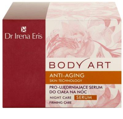 Dr Irena Eris Body Art Anti-Aging Skin Technology серум за тяло  за стягане на кожата 2