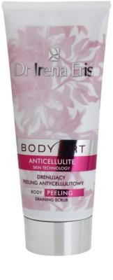 Dr Irena Eris Body Art Anticelulite Skin Technology peeling anticelulite