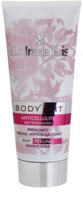 Dr Irena Eris Body Art Anticelulite Skin Technology peeling proti celulitidě