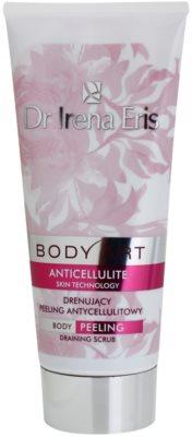 Dr Irena Eris Body Art Anticelulite Skin Technology пилинг против целулит