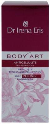 Dr Irena Eris Body Art Anticelulite Skin Technology piling proti celulitu 2