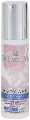 Dr Irena Eris Body Art Smoothing Skin Technology intensives Festigungsbalsam für die Brüste