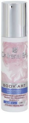 Dr Irena Eris Body Art Smoothing Skin Technology intenzív feszesítő balzsam a mellekre