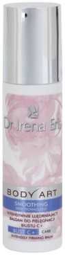 Dr Irena Eris Body Art Smoothing Skin Technology intenzivni balzam za učvrstitev prsi