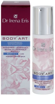 Dr Irena Eris Body Art Smoothing Skin Technology intenzívny spevňujúci balzam na poprsie 2