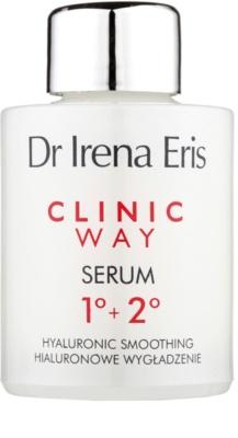 Dr Irena Eris Clinic Way 1°+ 2° sérum alisador  antiarrugas
