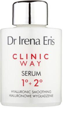 Dr Irena Eris Clinic Way 1°+ 2° verfeinerndes Serum gegen Falten