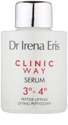 Dr Irena Eris Clinic Way 3°+ 4° ser cu efect de lifting antirid