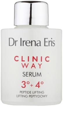 Dr Irena Eris Clinic Way 3°+ 4° sérum lifting antirrugas