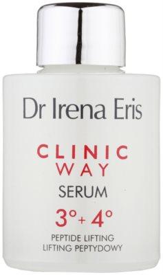 Dr Irena Eris Clinic Way 3°+ 4° сироватка з ефектом ліфтінгу проти зморшок