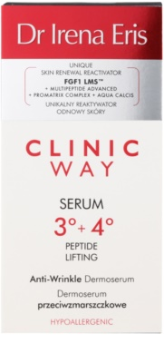 Dr Irena Eris Clinic Way 3°+ 4° liftingové sérum proti vráskám 3