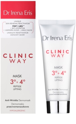 Dr Irena Eris Clinic Way 3°+ 4° lifting maska proti gubam 1