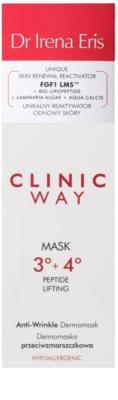 Dr Irena Eris Clinic Way 3°+ 4° liftingová maska proti vráskám 2