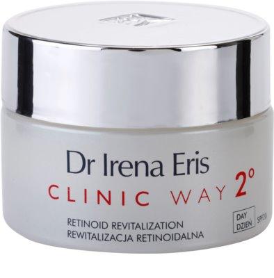 Dr Irena Eris Clinic Way 2° crema de día antiarrugas hidratante y reafirmante SPF 20