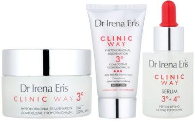 Dr Irena Eris Clinic Way 3° lote cosmético I.