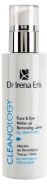 Dr Irena Eris Cleanology очищуюче молочко для всіх типів шкіри