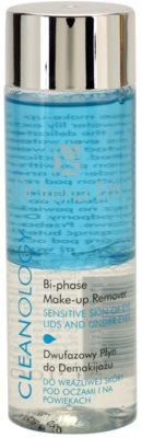 Dr Irena Eris Cleanology 2 Phasen Make-up Entferner für die Augenpartien