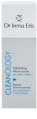 Dr Irena Eris Cleanology мікро-пілінг для всіх типів шкіри 2