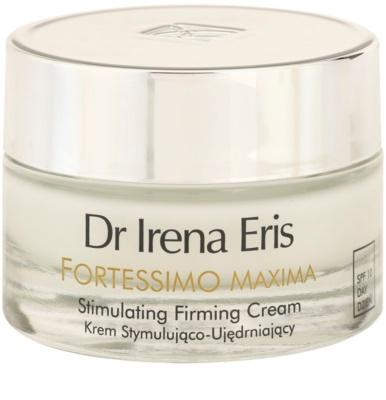 Dr Irena Eris Fortessimo Maxima 55+ creme estimulador e reafirmante SPF 10