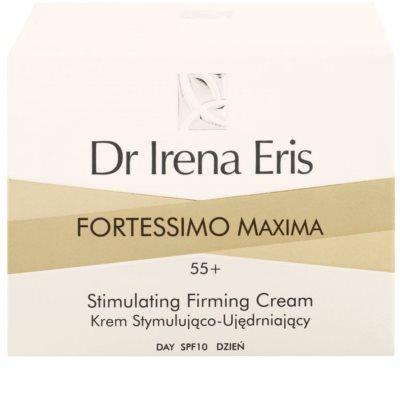 Dr Irena Eris Fortessimo Maxima 55+ spodbujajoča učvrstitvena krema SPF 10 3