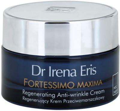 Dr Irena Eris Fortessimo Maxima 55+ crema regeneratoare de noapte antirid